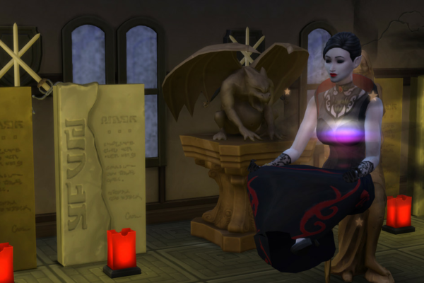 Si muero, elimine mi archivo de guardado Sims incriminatorio