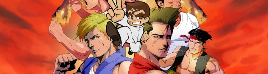 Double Dragon & Kunio-kun Retro Brawler Bundle (Switch eShop)