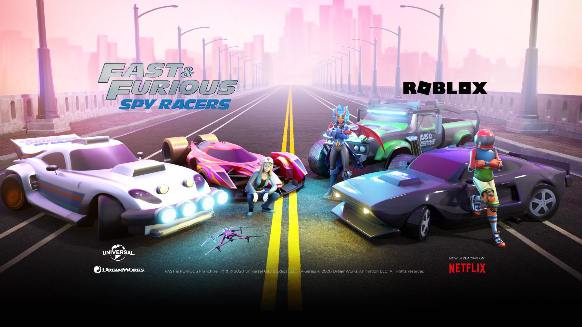 Tome el volante con nuevo contenido de Fast & Furious: Spy Racers