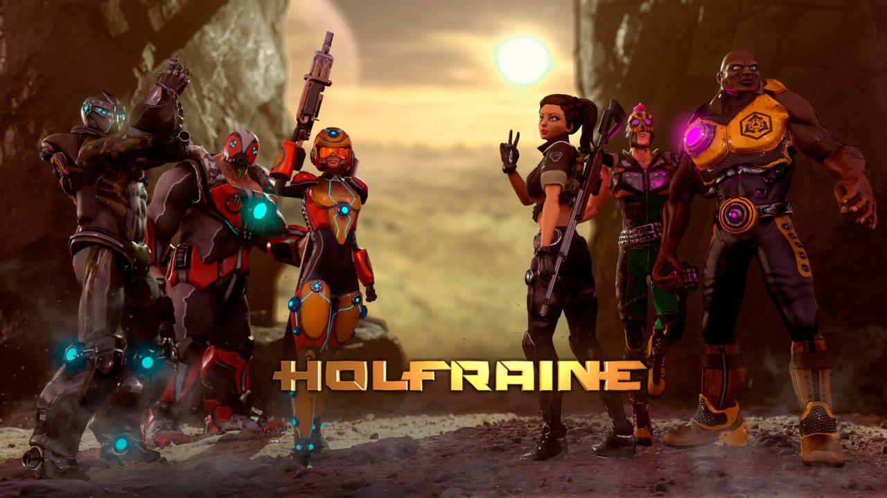Dynamic Hero Shooter Holfraine ya disponible en PS4 – PlayStation.Blog latam