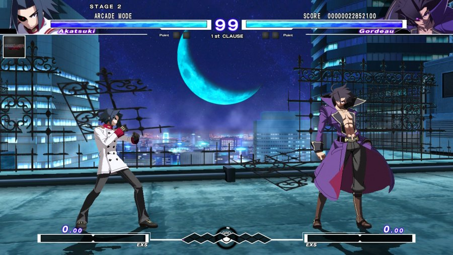 Under Night In-Birth Exe: Late[cl-r] Revisión: captura de pantalla 7 de 7