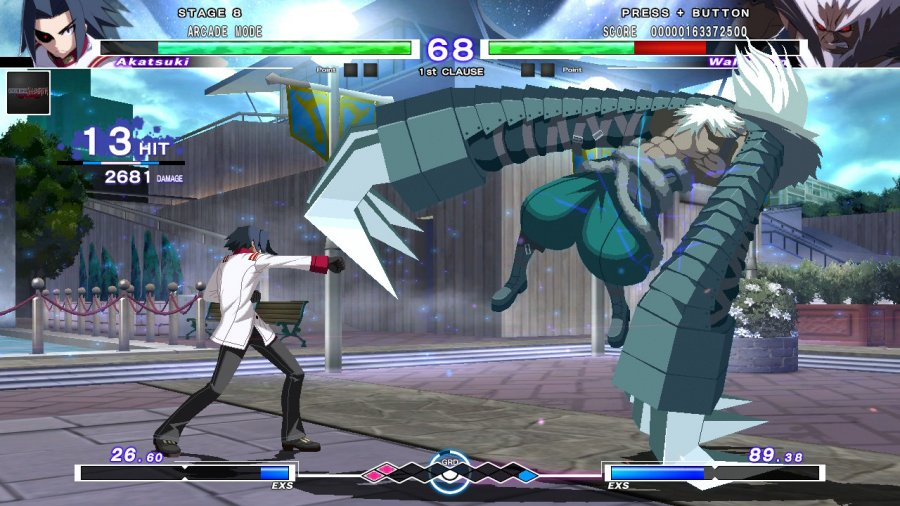 Under Night In-Birth Exe: Late[cl-r] Revisión: captura de pantalla 6 de 7