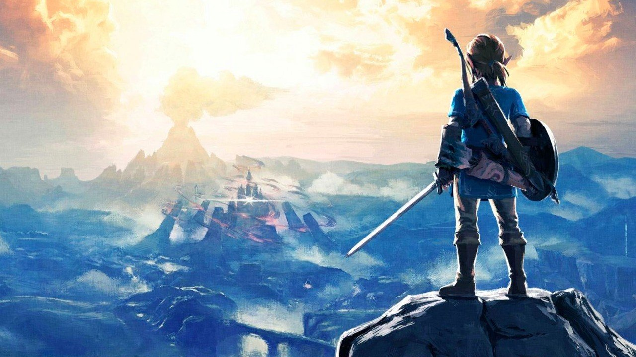 Aleatorio: Zelda Fan supera a Breath Of The Wild sin Link dando un solo paso