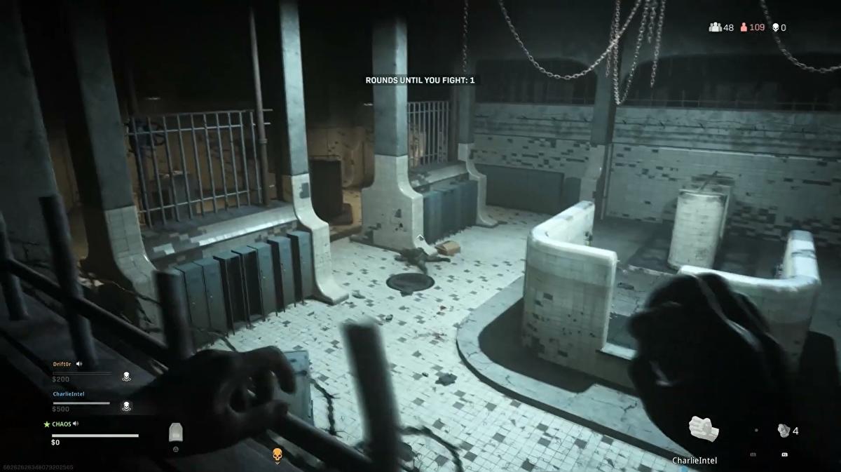 El metraje de Battle Royale de Modern Warfare se filtra temprano • Eurogamer.net