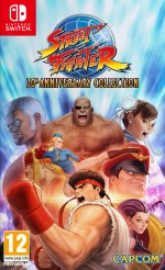 Colección Street Fighter 30th Anniversary (Switch)