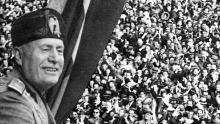Benito Mussolini retiró la oferta de Roma para los Juegos de 1940.
