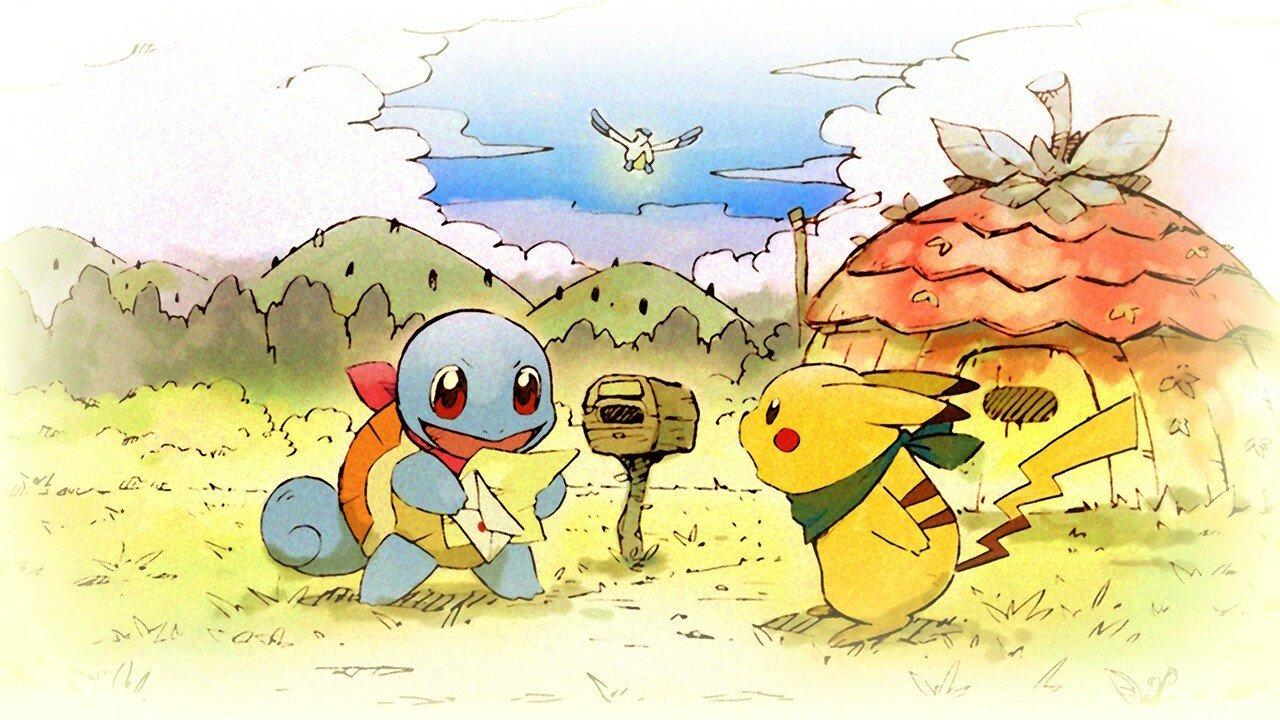 Ahora puedes transmitir canciones de la OST de Pokémon Mystery Dungeon gratis en YouTube