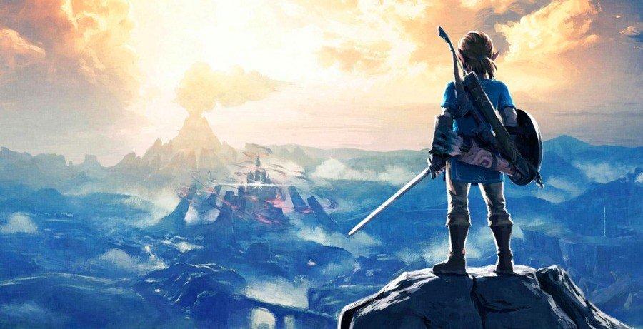 Zelda Aliento de lo salvaje