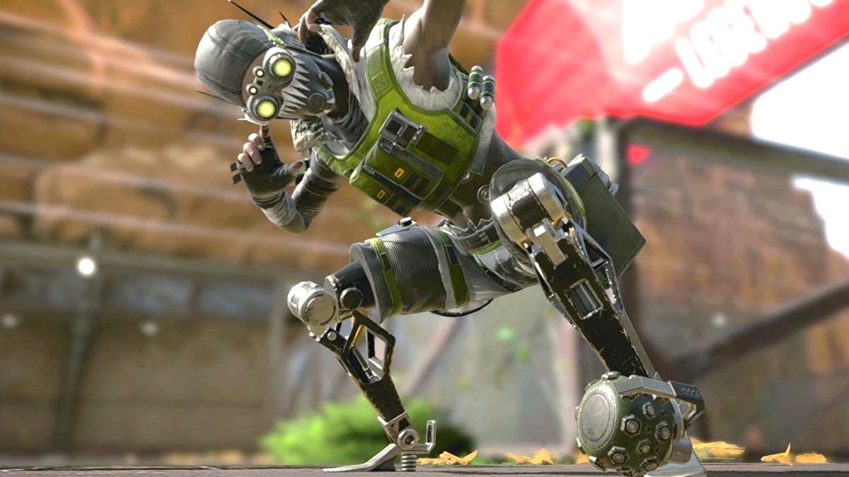 Apex Legends aborda su problema de spam de granadas con cambios de inventario • Eurogamer.net