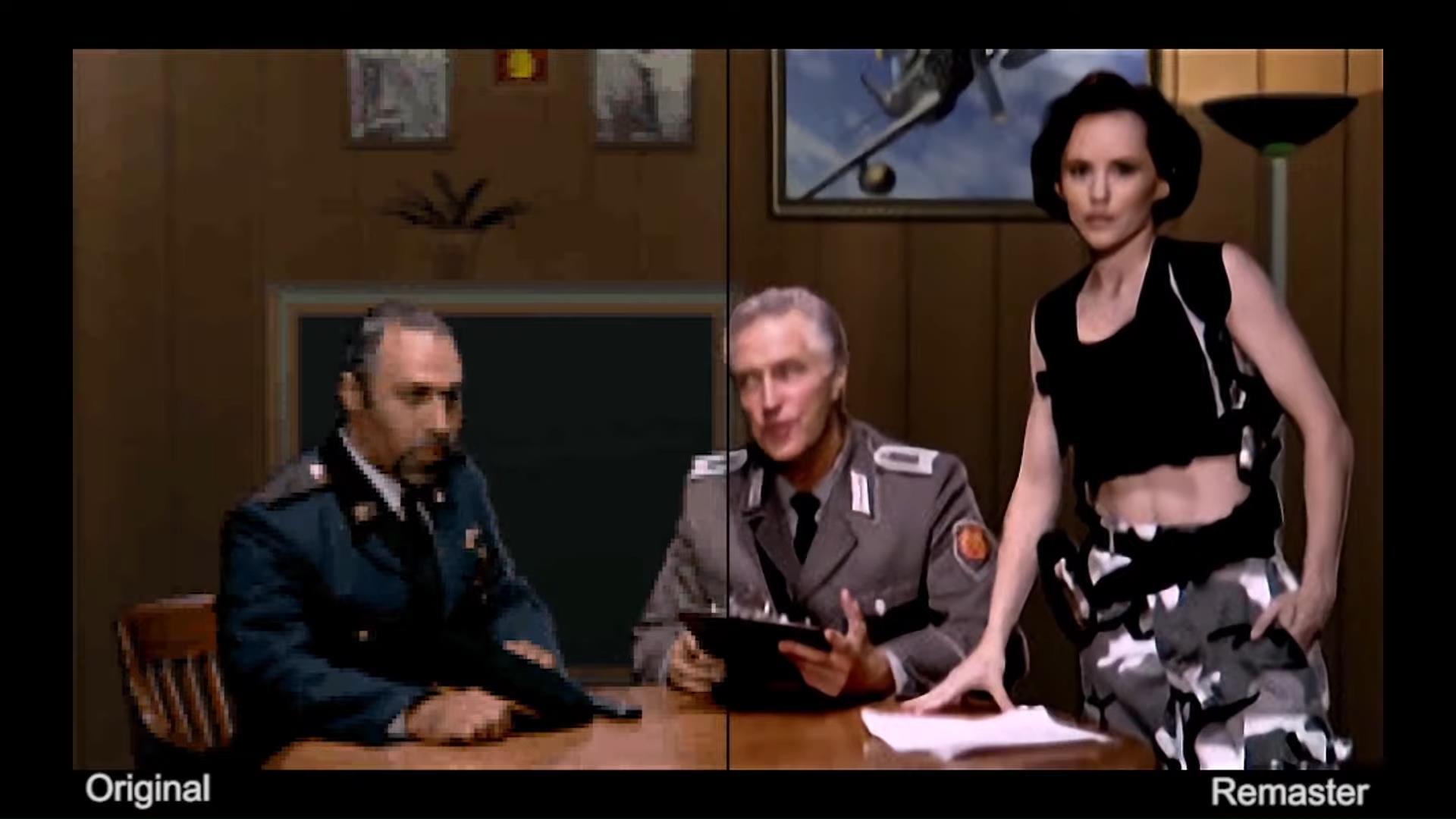 Command & Conquer Remastered tendrá escenas de FMV originales exclusivas de AI