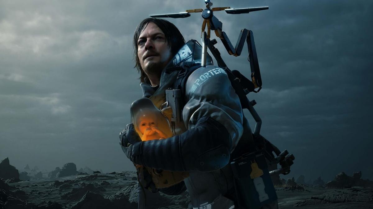 Death Stranding and Control lidera las nominaciones al BAFTA con 11 cada una • Eurogamer.net