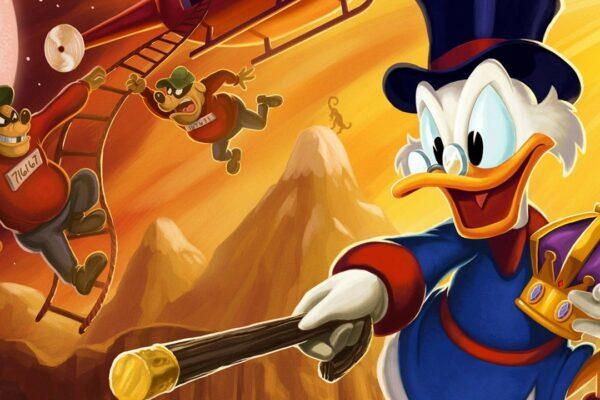 DuckTales: Remastered está de vuelta en las tiendas digitales después de ser lanzado el año pasado