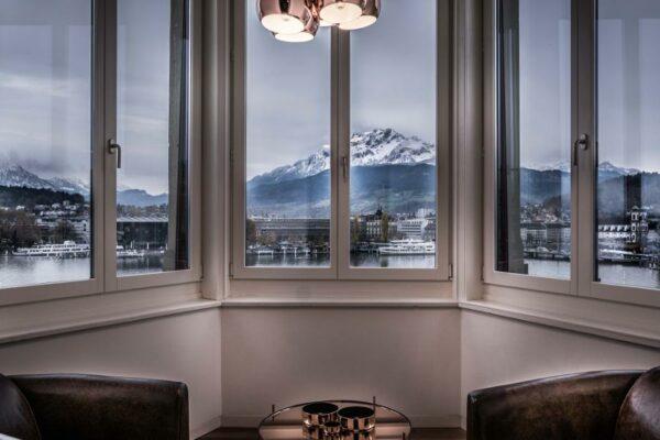 El aparthotel suizo presenta el paquete de huéspedes Covid-19