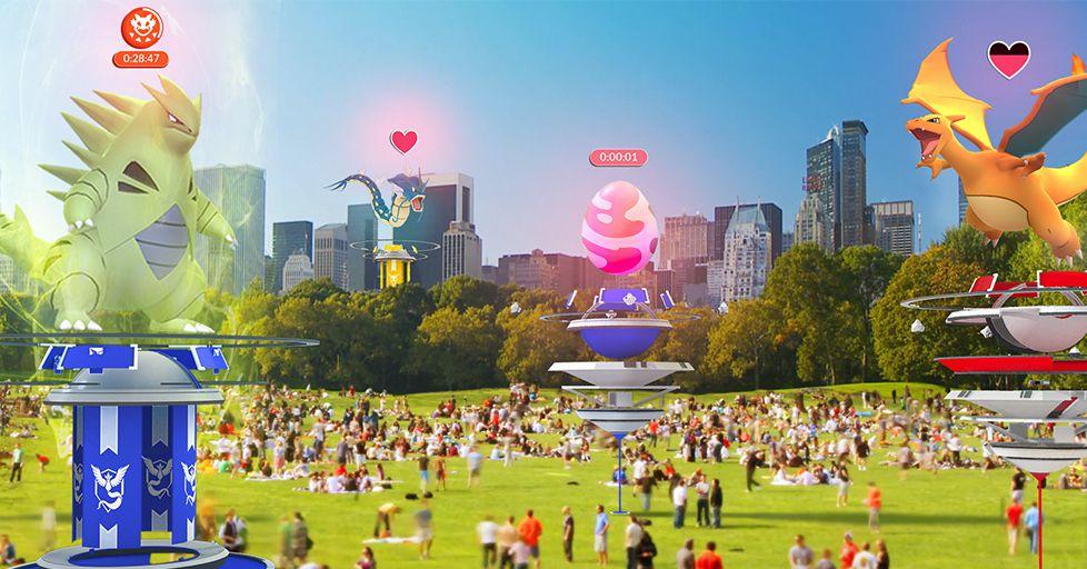 El evento Pokémon Go en St. Louis se pospuso por las preocupaciones sobre el coronavirus
