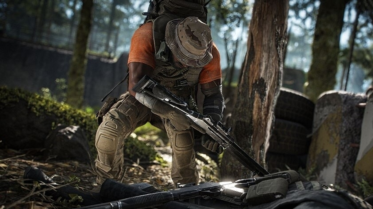 """El modo """"inmersivo"""" de Ghost Recon Breakpoint saldrá a finales de mes • Eurogamer.net"""