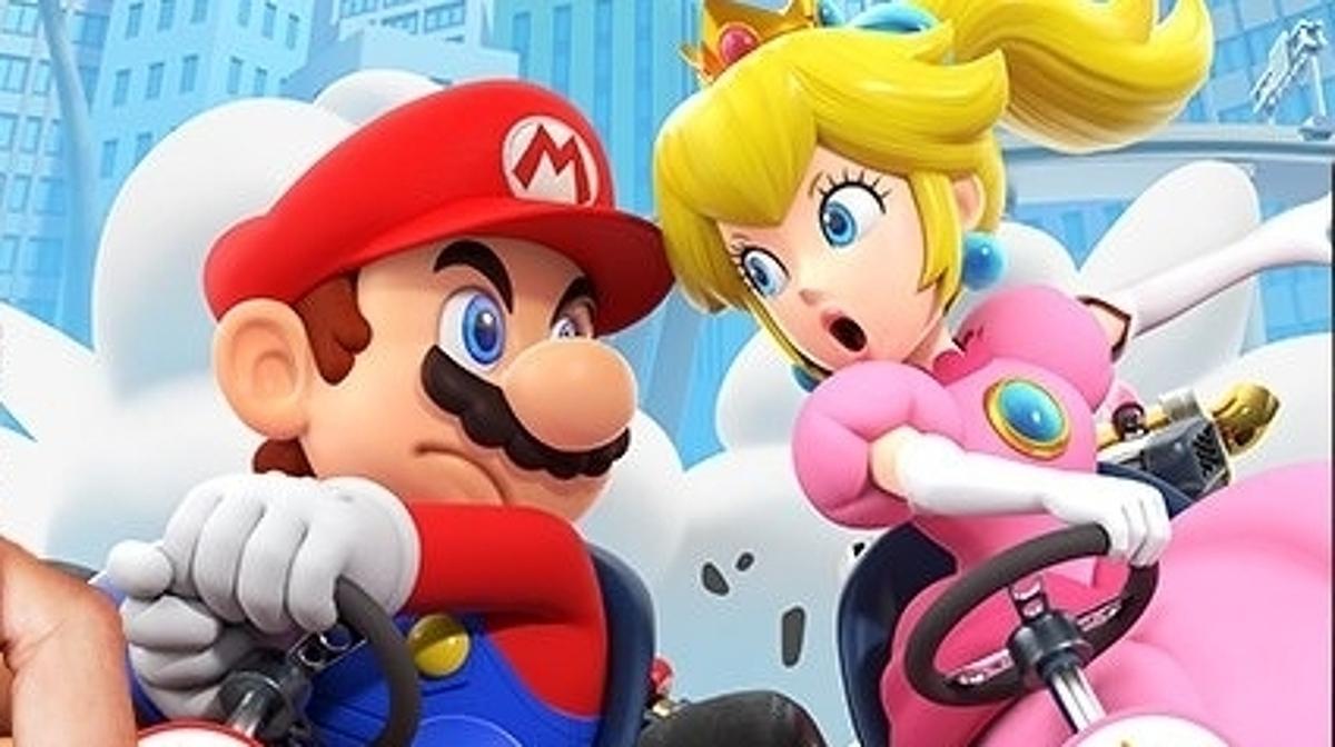 El modo multijugador de Mario Kart Tour se lanza el lunes en el Reino Unido • Eurogamer.net