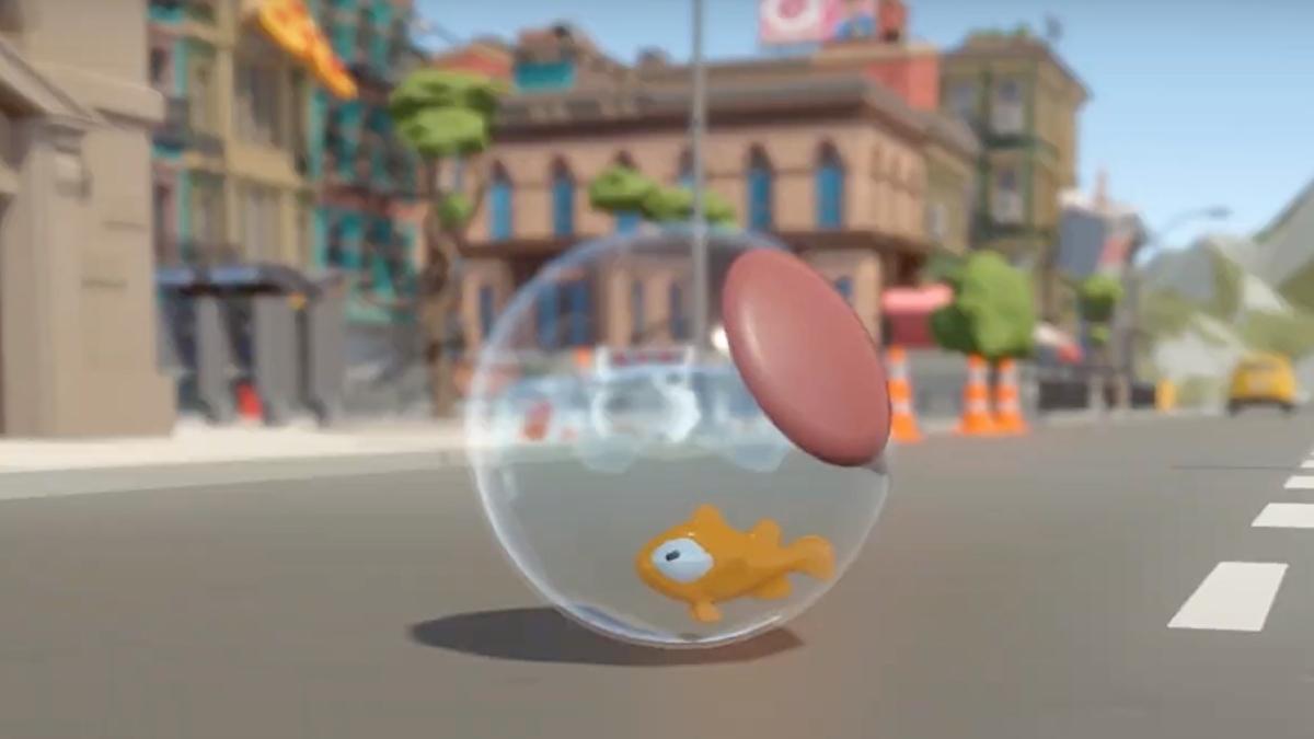 El prototipo I Am Fish del desarrollador de Surgeon Simulator se está convirtiendo en un juego completo • Eurogamer.net