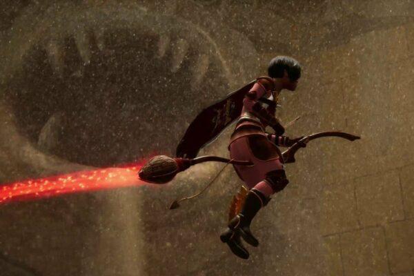 Entonces, alguien hizo un juego híbrido de quidditch sin licencia, Rocket League