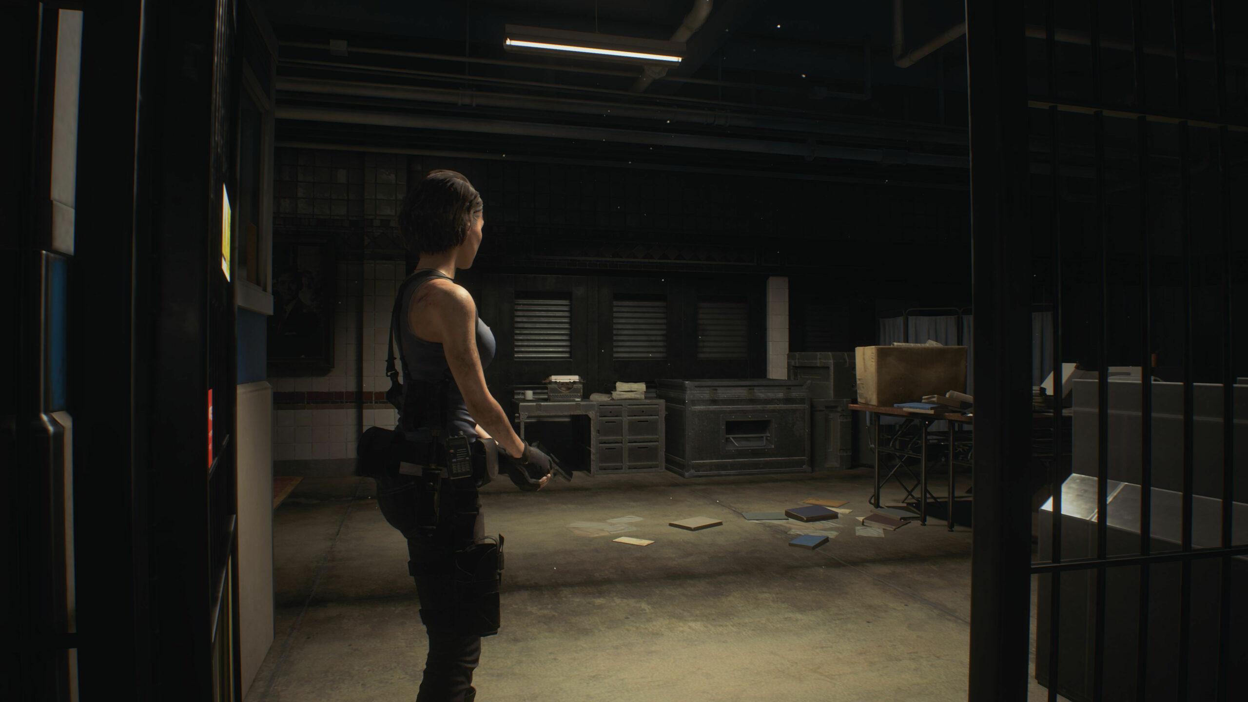 Este video compara el juego de Resident Evil 3 Remake con el original