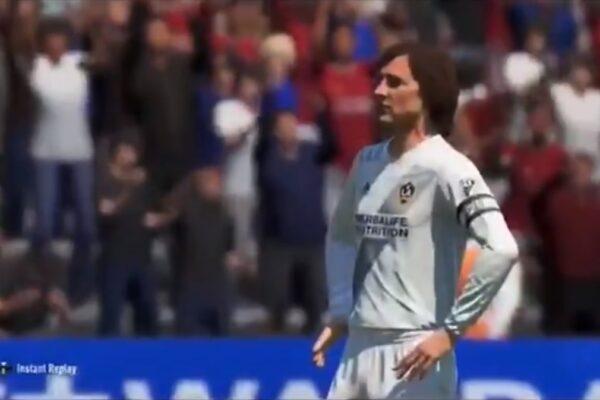 FIFA 20 pro angustiado después de que un extraño error de penaltis lo elimine del torneo oficial de EA • Eurogamer.net