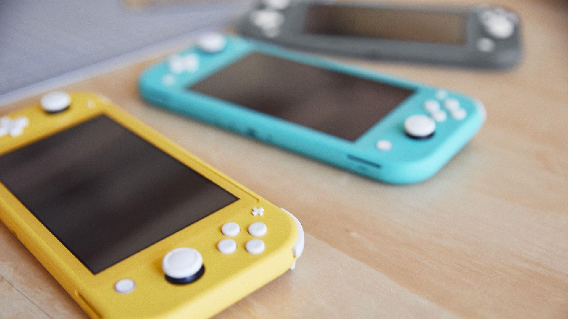Hoy fue el peor día en las existencias de juegos japoneses en más de diez años.