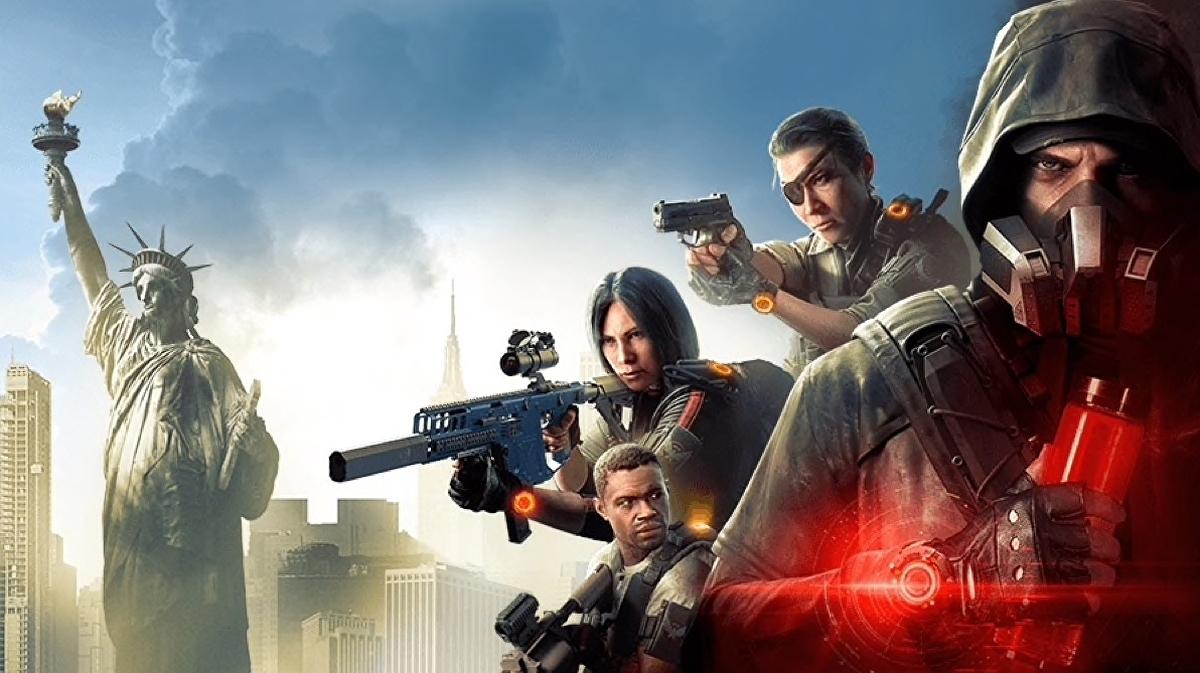 La División 2 se dirige a Stadia a finales de este mes con juegos cruzados para PC • Eurogamer.net