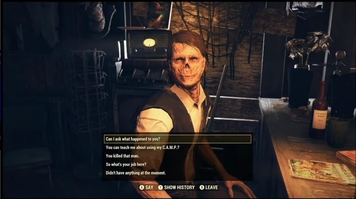 La expansión Wastelanders de Fallout 76 parece prometedora • Eurogamer.net