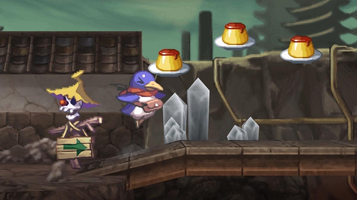 La plataforma temática de pingüinos de Disgaea deriva a Prinny 1 y 2 en dirección a Switch este otoño • Eurogamer.net