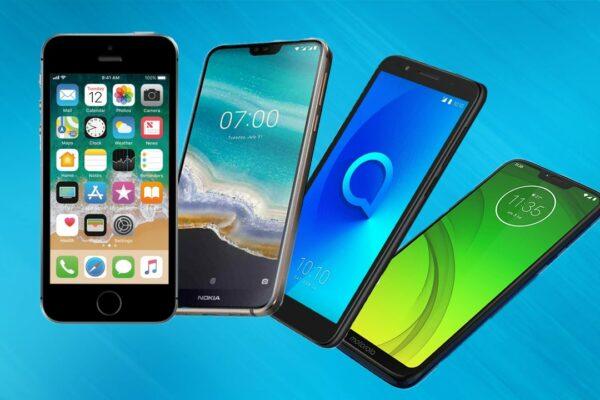 Los mejores teléfonos inteligentes de presupuesto 2020: teléfonos iPhone y Android baratos
