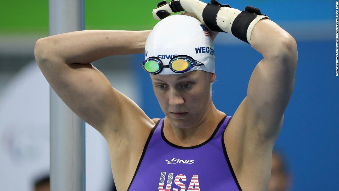 Mallory Weggemann: Mientras los Juegos Olímpicos luchan con tiempos inciertos, el atleta paralímpico ofrece un poderoso ejemplo de valentía mental.