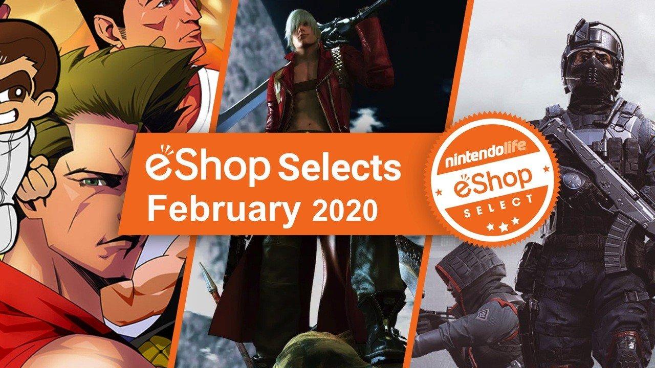 Nintendo Life eShop Select – Febrero 2020 – Característica