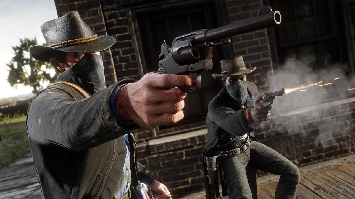 Obtenga Borderlands 3 y Red Dead 2 por £ 30 en la venta de segunda mano del juego • Eurogamer.net