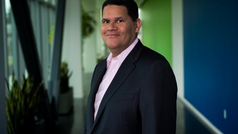 Reggie Fils-Aimé se une a la junta directiva de GameStop
