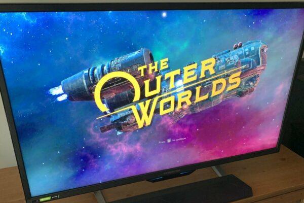Revisión de pantalla de juegos de gran formato Acer Predator CG437K