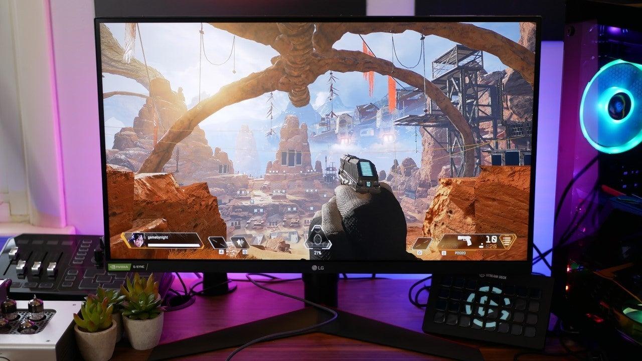 Revisión del monitor de juegos LG 27GL850 Ultragear Nano IPS