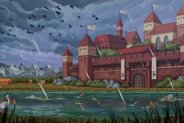 Sí, su revisión de Grace – castigar, gestión del reino excesivamente sombrío • Eurogamer.net