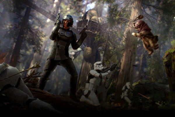 Star Wars Battlefront II agrega una gran cantidad de contenido nuevo, que incluye más juego cooperativo