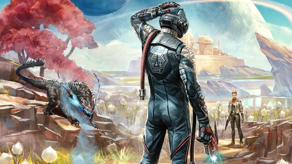 The Outer Worlds está haciendo que su texto sea más grande, nuevamente • Eurogamer.net