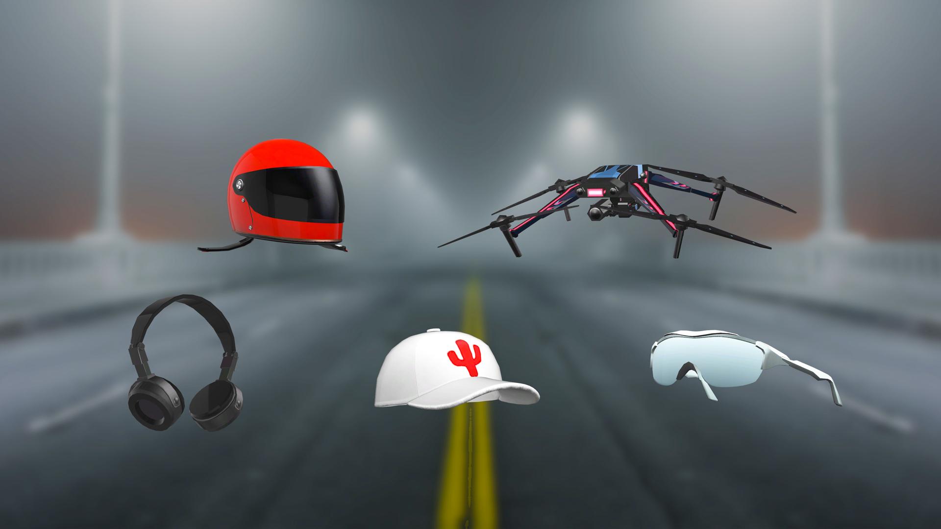 Fast & Furious: artículos virtuales de Spy Racers