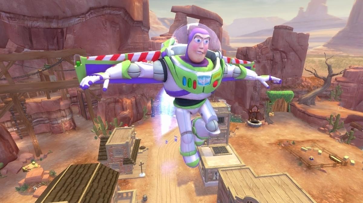 Toy Story 3 nos llevó al infinito y más allá • Eurogamer.net