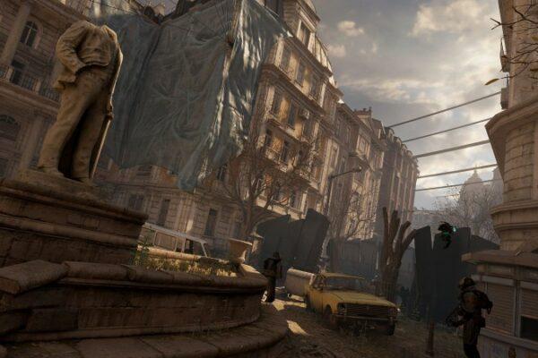 Valve On Why Half-Life: Alyx necesitaba estar en realidad virtual