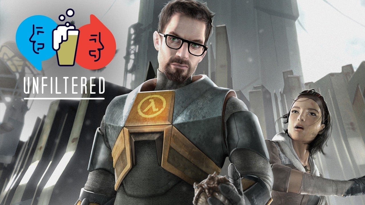 Valve on the Future of Half-Life Plus Other Inside Stories – IGN Unfiltered # 49