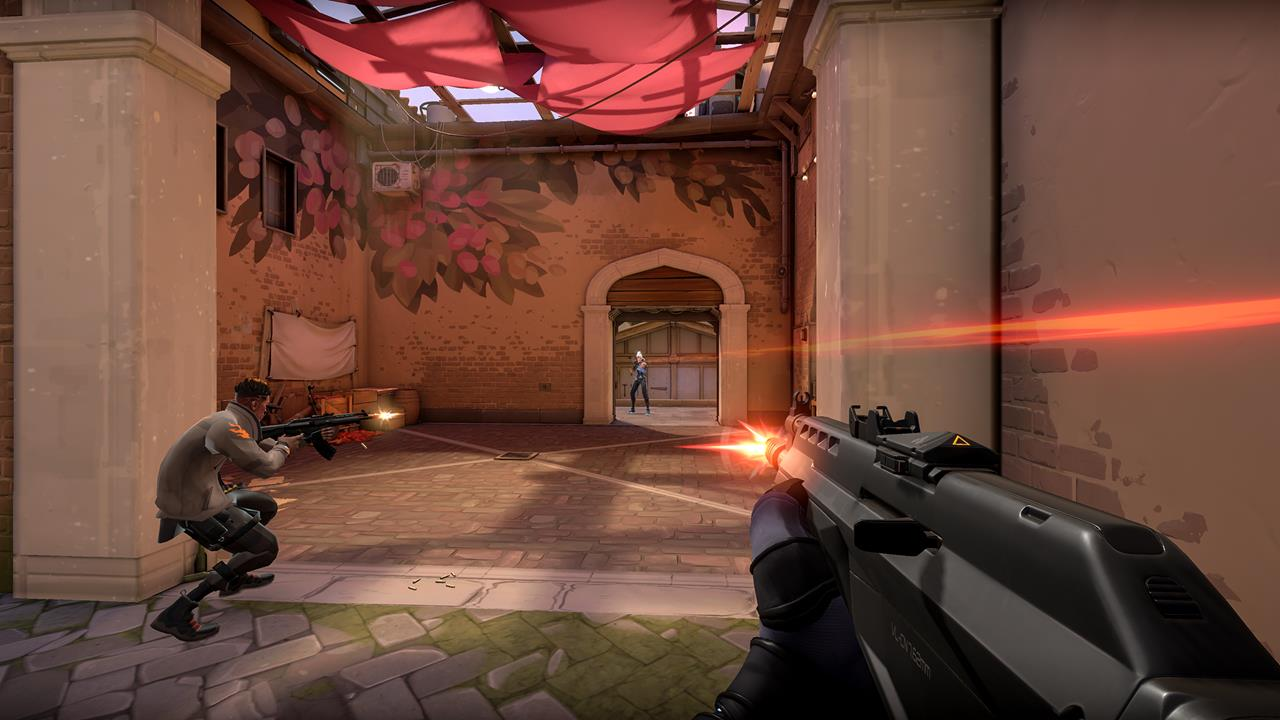 Vea dos de las habilidades de Phoenix en Valorant en nuevas imágenes
