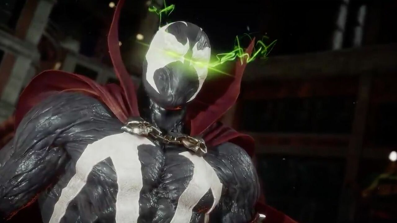 Video: El nuevo tráiler de Mortal Kombat 11 muestra a Spawn con imágenes de juego de debut