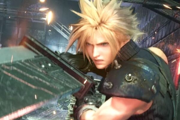 un primer vistazo a la tecnología de Final Fantasy 7 Remake • Eurogamer.net