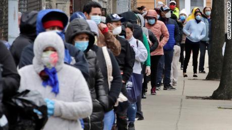 El coronavirus se propagó bajo el radar & # 39; Los científicos dicen en las principales ciudades de Estados Unidos desde enero