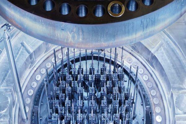 Bernhard Ludewig documenta la última central nuclear alemana