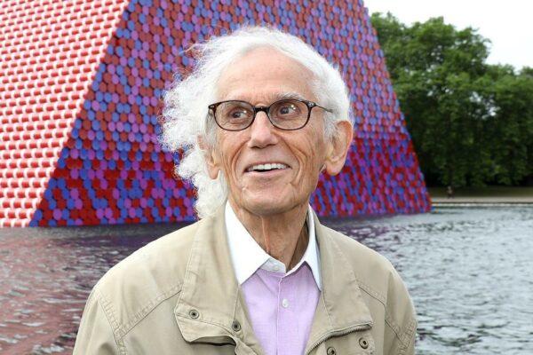 El artista Christo murió a los 84 años.
