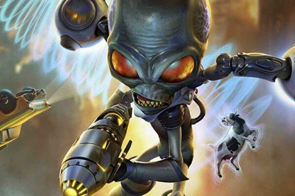 Destroy All Humans Crypto-137 Edition todavía está disponible para preordenar
