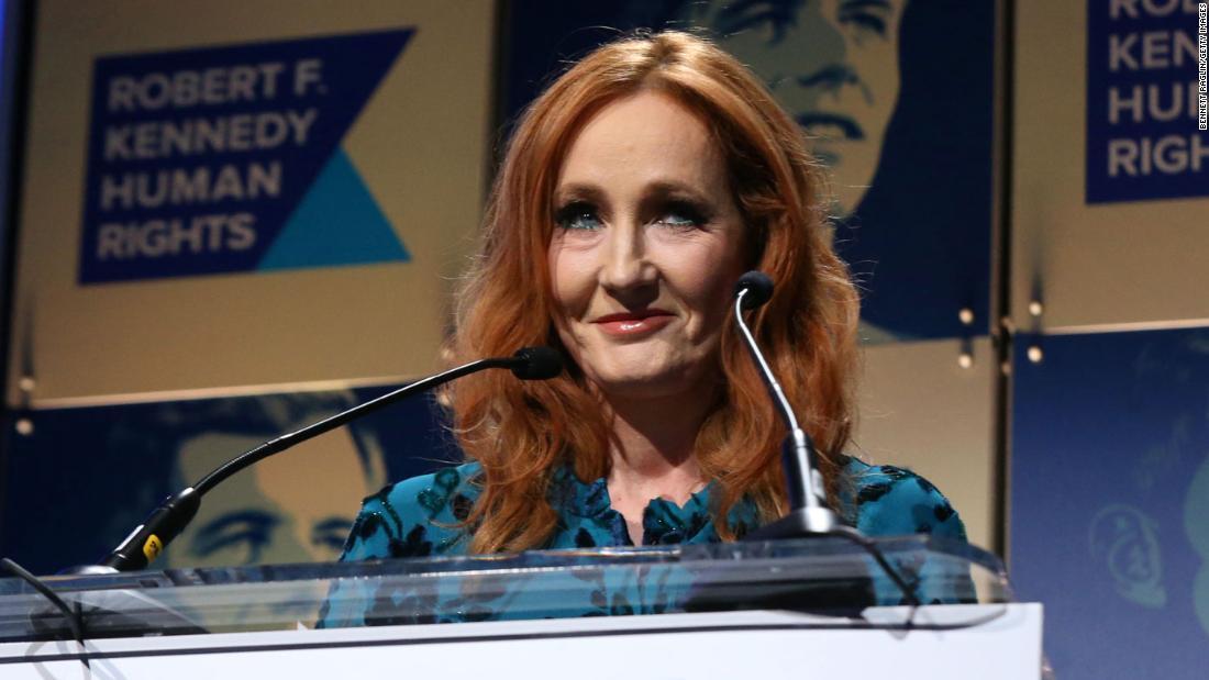 J.K. Rowling aturde a los fanáticos al revelar la verdad sobre el origen de Harry Potter